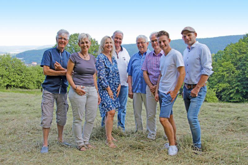 Grünes Team Goldbach